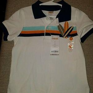 NWT Gymboree Polo Shirt Size 2T